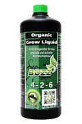 Green Buzz Oganic Grow Liquid © Imagro